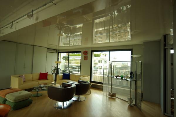 Pose plafond placo sur hourdis polystyrene rouen cout for Pose de dalles polystyrene au plafond